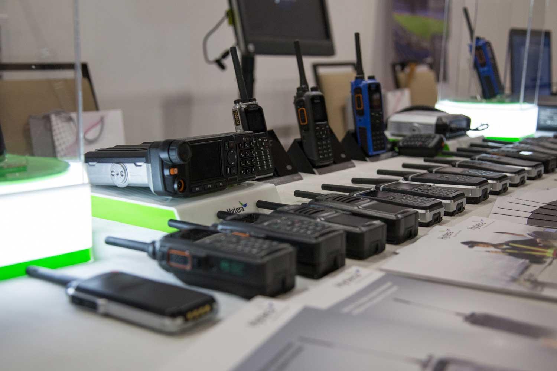 Мобильная радиосвязь